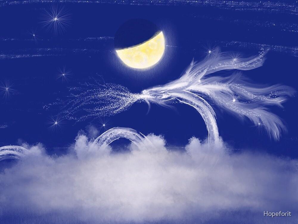 Dream Dragon by Hopeforit