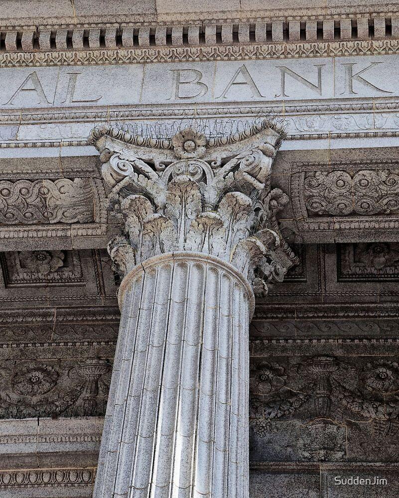 Bank by SuddenJim