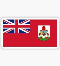 Flag of Bermuda  Sticker