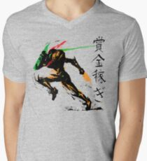 Samus Aran Men's V-Neck T-Shirt
