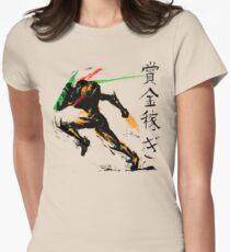 Samus Aran Women's Fitted T-Shirt