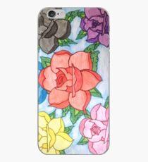 Rose Flower Phone Case Design iPhone Case