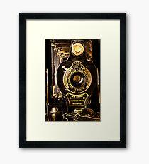 Kodak No. 2 Folding Autographic Brownie Framed Print