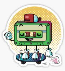 Cassette Love Sticker