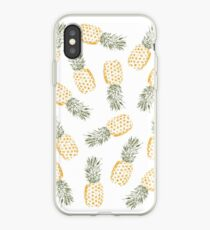 Ananas iPhone-Hülle & Cover