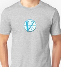 Venture Industries logo sticker and t-shirt Unisex T-Shirt