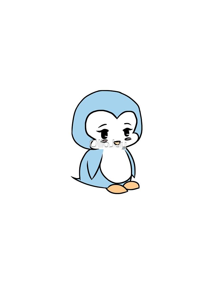 Little Blue Penguin by Jennifer Juliano
