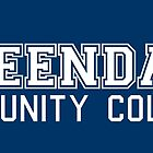 Greendale Community College by JimmysBook