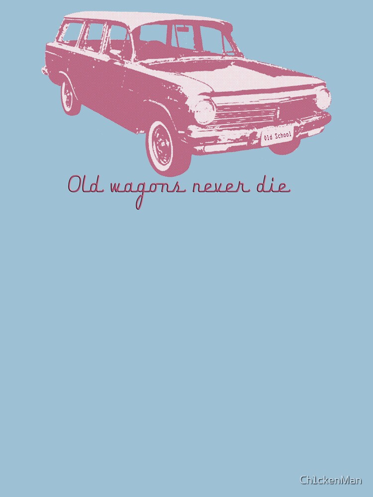 Old wagons never die (EH) by Ch1ckenMan
