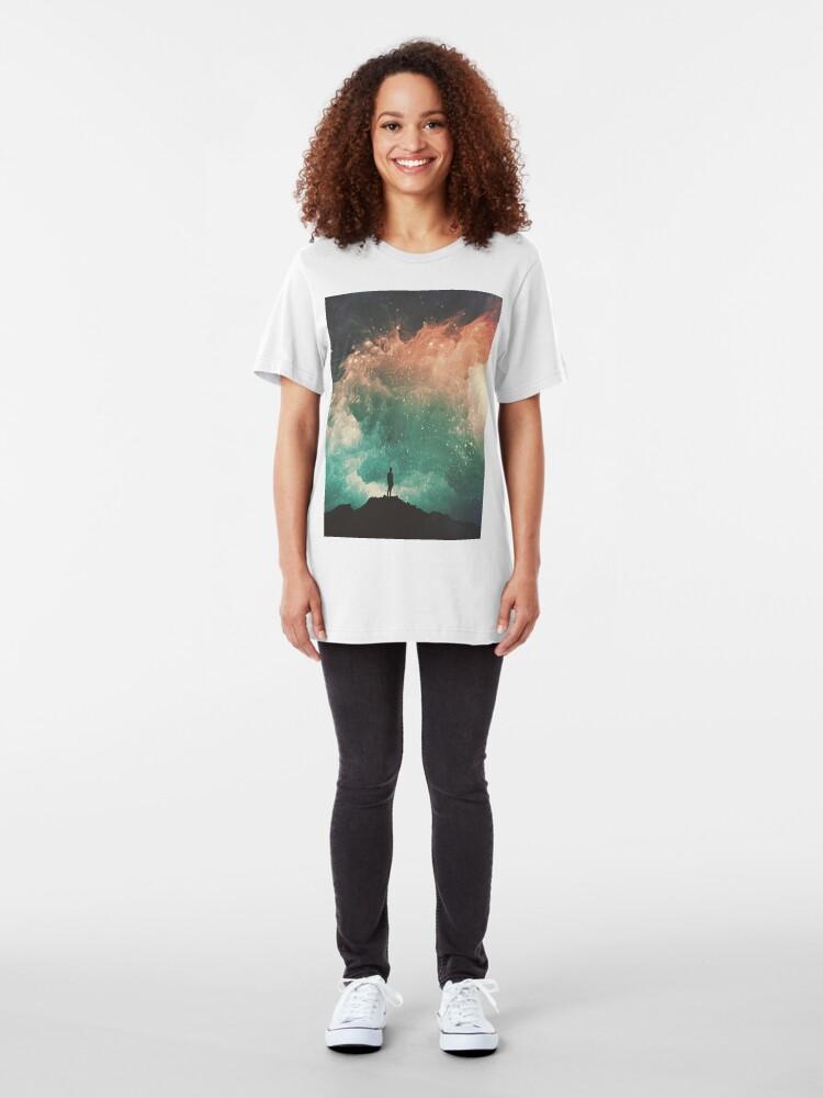 Alternate view of Sleepless Slim Fit T-Shirt