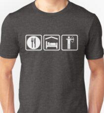 Eat Sleep Archery Funny Shirt T-Shirt