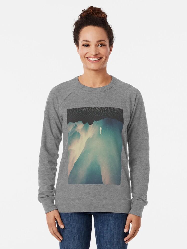 Alternate view of Falling Lightweight Sweatshirt