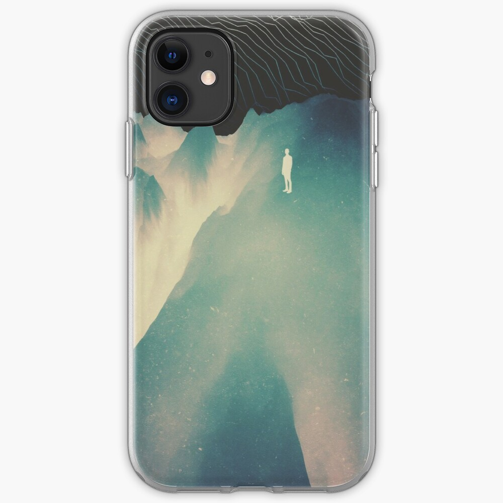Falling iPhone Case & Cover