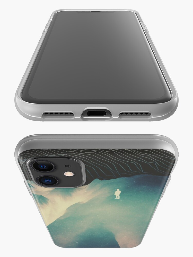 Alternate view of Falling iPhone Case & Cover