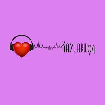 Heartbeat Tattoo- Purple by TheKaylaWatson