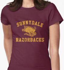 Sunnydale Razorbacks Women's Fitted T-Shirt