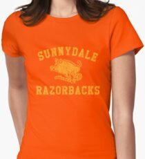 Sunnydale Razorbacks Womens Fitted T-Shirt