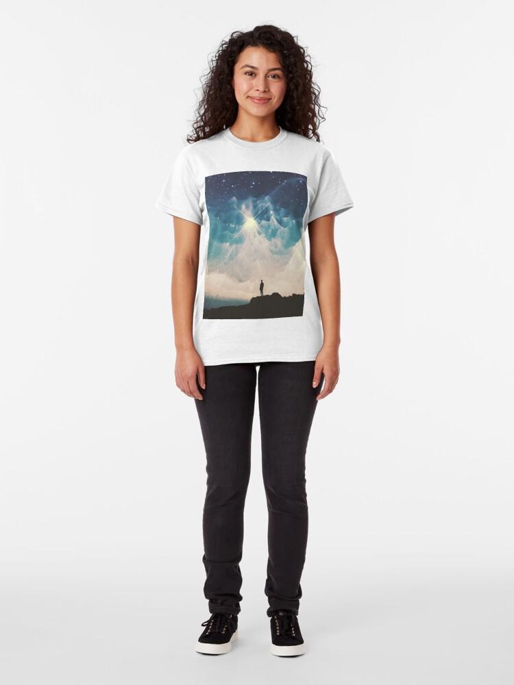 Alternate view of Stars Classic T-Shirt