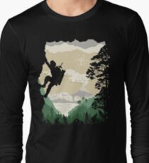 Breath of Adventure Long Sleeve T-Shirt