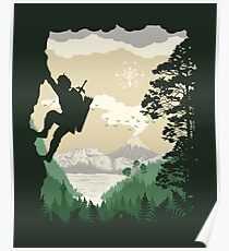 Breath of Adventure Poster