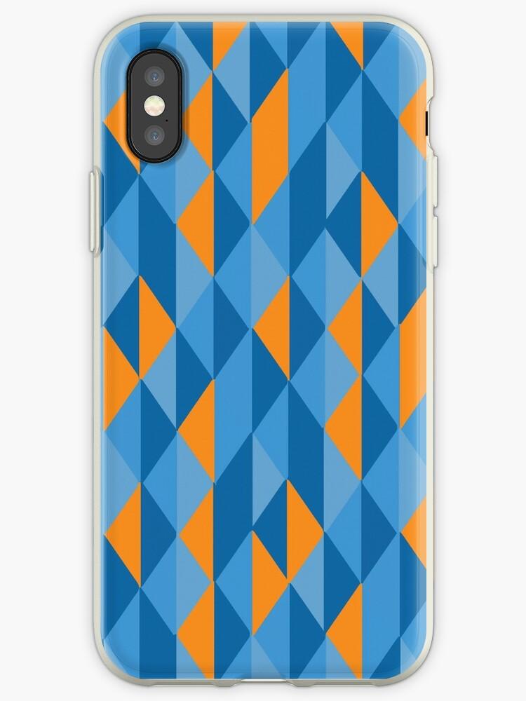 Blue & Orange  by Capital-C