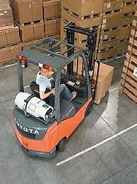 Toyota Forklift by seoexpert844