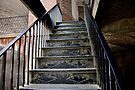 Fort Point Stairs by Scott Johnson