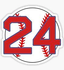24 Red Sox Price Sticker