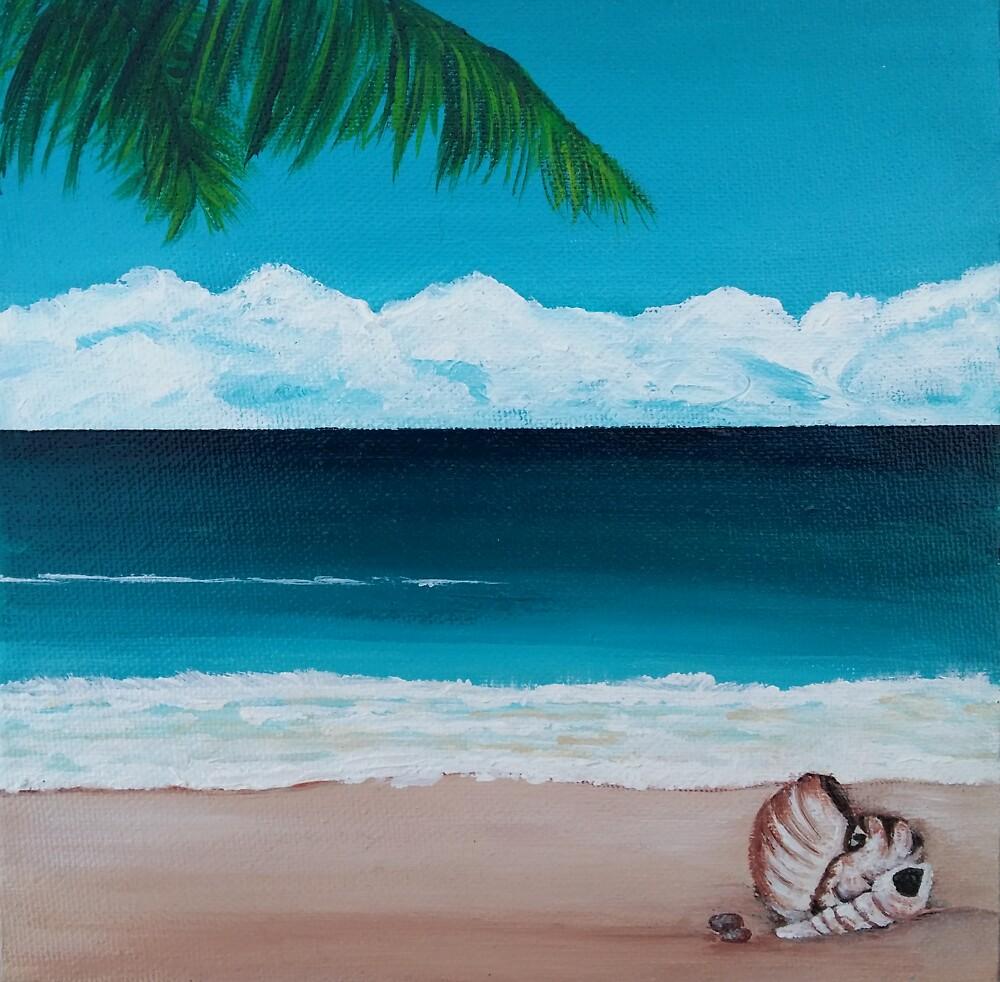 Little Shell by BluGeckos