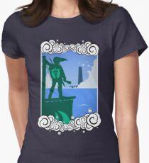 Zelda - The Wind Waker Women's Fitted T-Shirt