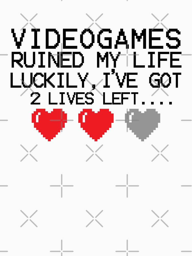 Retro Gaming....  videogames ruined my life by art78