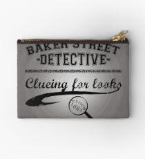 Baker Street Detective (Black) Studio Pouch