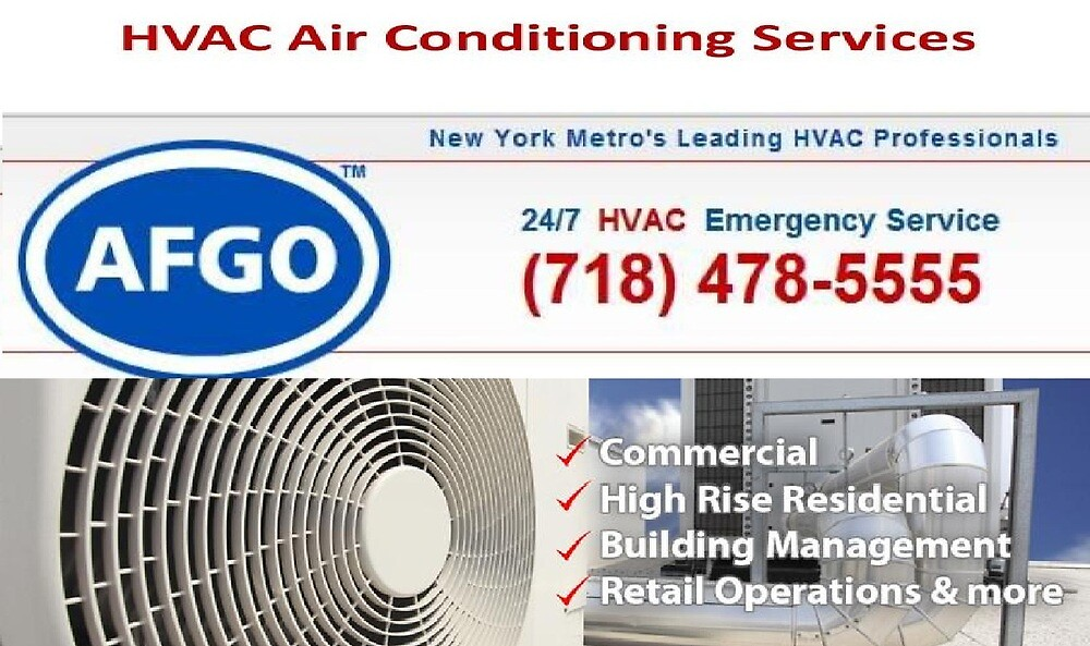 HVAC Maintenance by afgocom