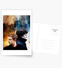 Holmes & Watson Postcards