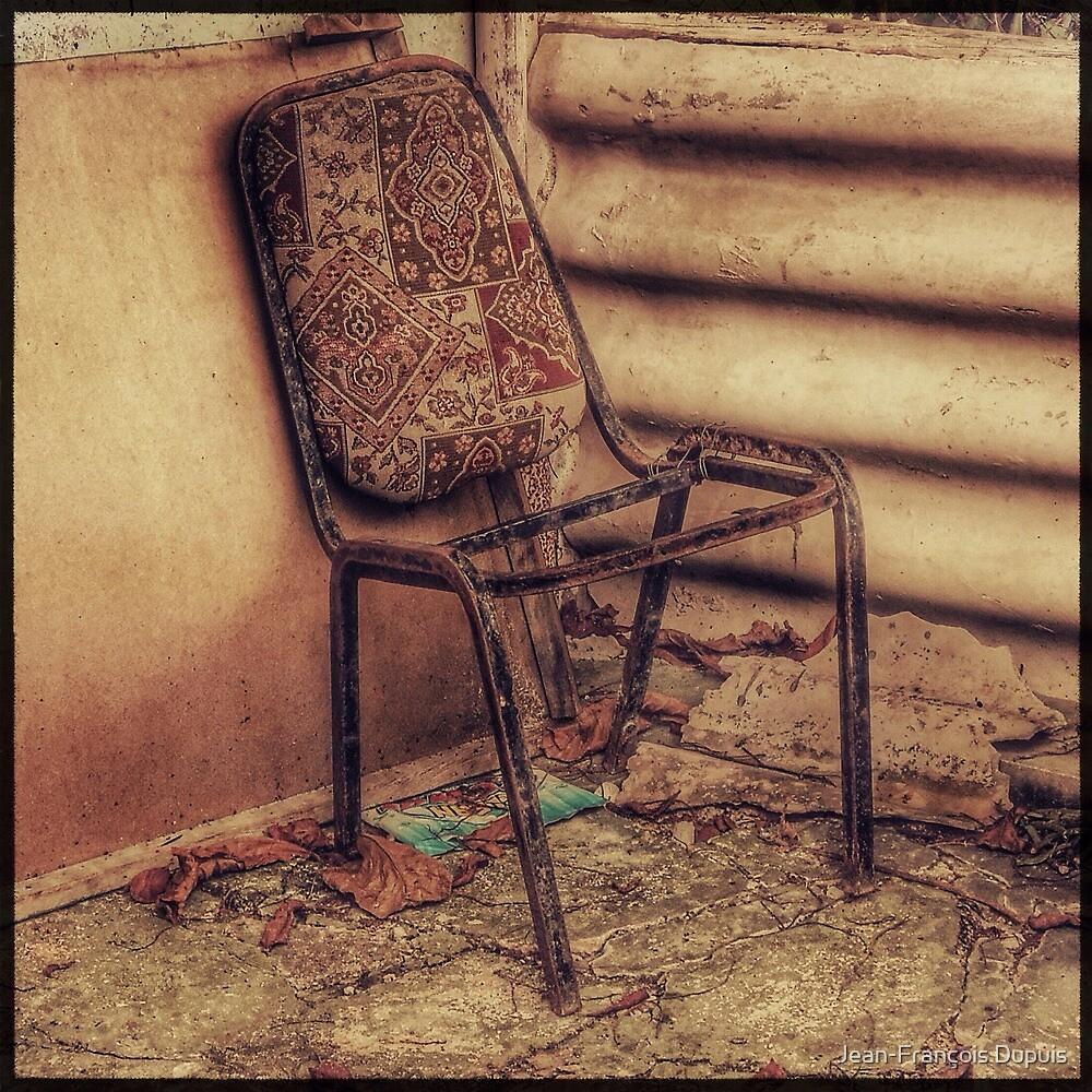 Chair by Jean-François Dupuis