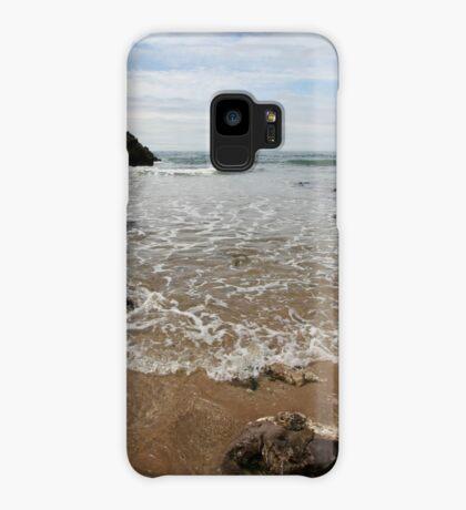 Mewslade Bay - Gower - Wales Case/Skin for Samsung Galaxy