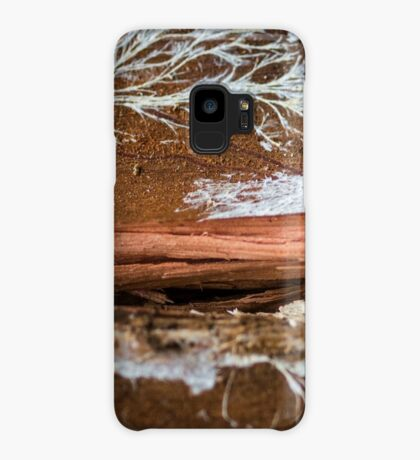 The wood draws trees - Reflecting the Nature it was Case/Skin for Samsung Galaxy