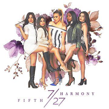 Fifth Harmony - 7/27 (Blossom) by shaunsuxx