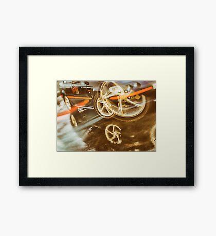 Ford XR6 Framed Print