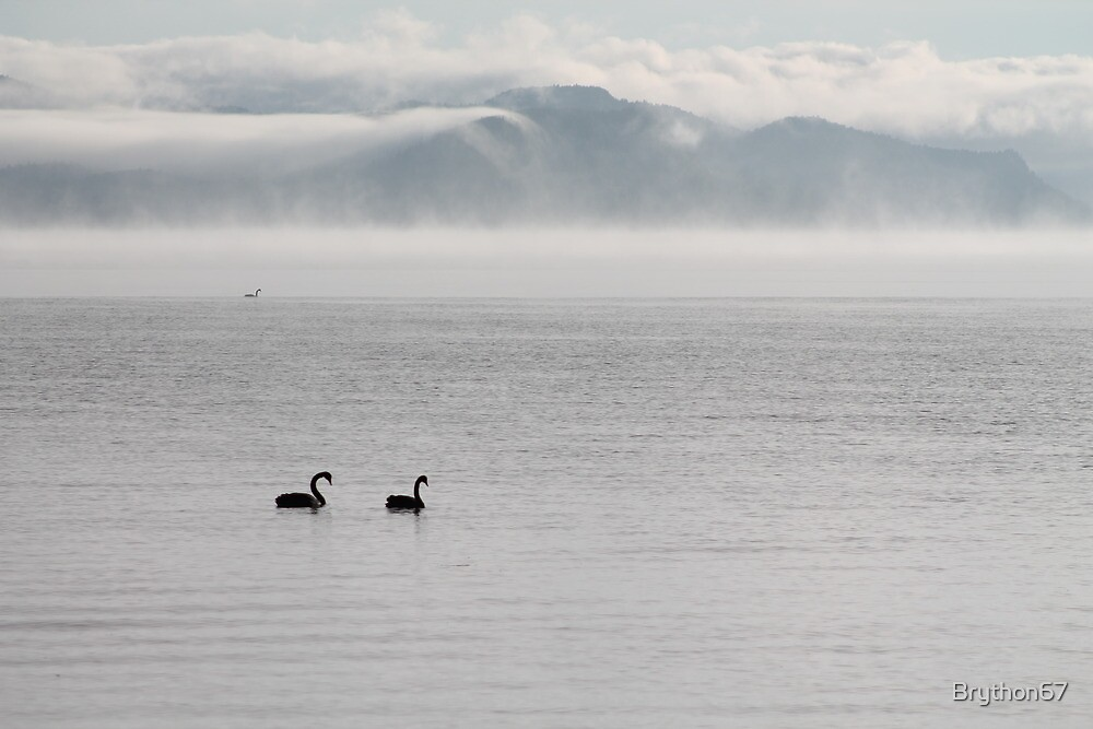 NZ New Zealand by Brython67