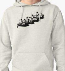 Tank Man Pullover Hoodie