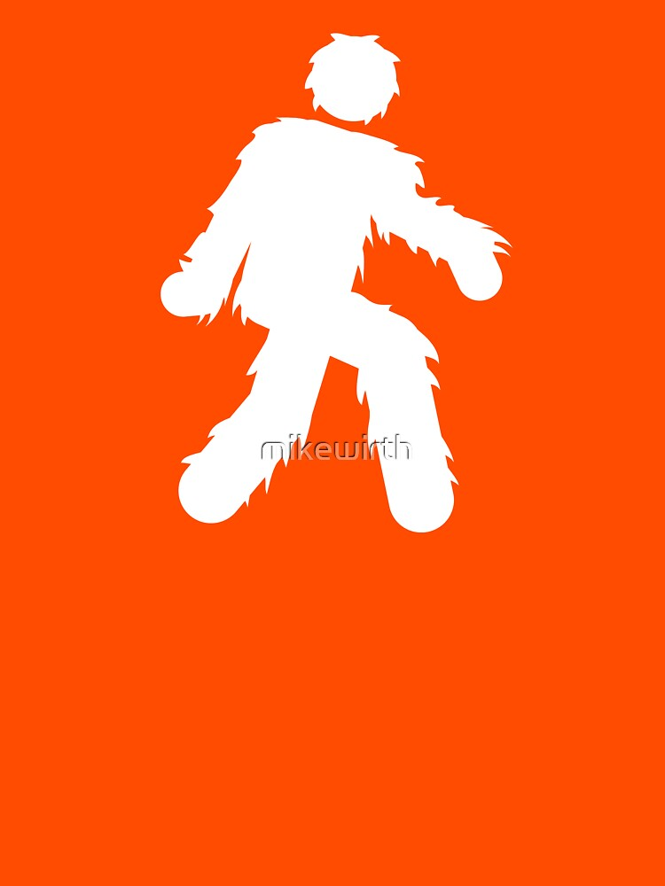 Sasquatch or Bigfoot by mikewirth