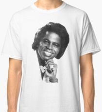 James Brown Portrait Classic T-Shirt
