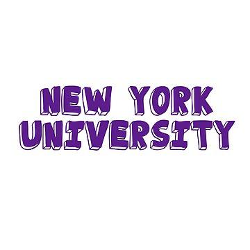 Universidad de Nueva York de sorasicha