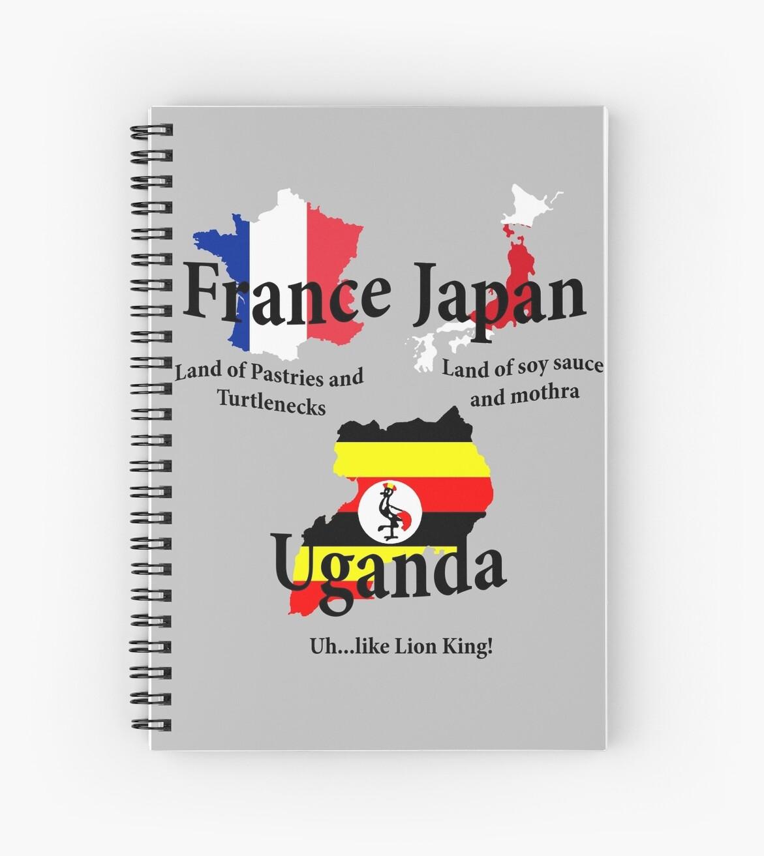 UGANDA...like Lion King! by MangoFanart