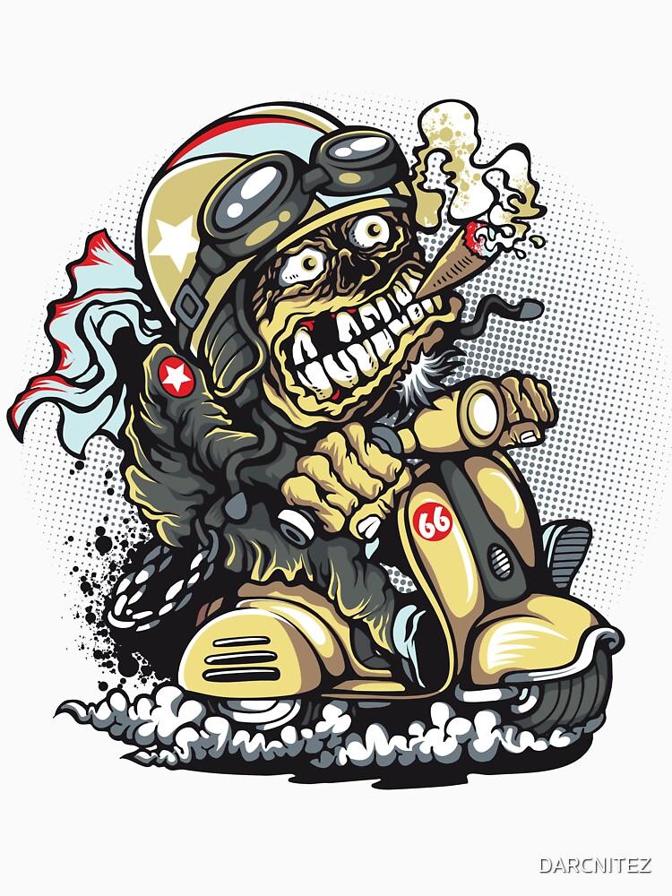 crazy biker by DARCNITEZ