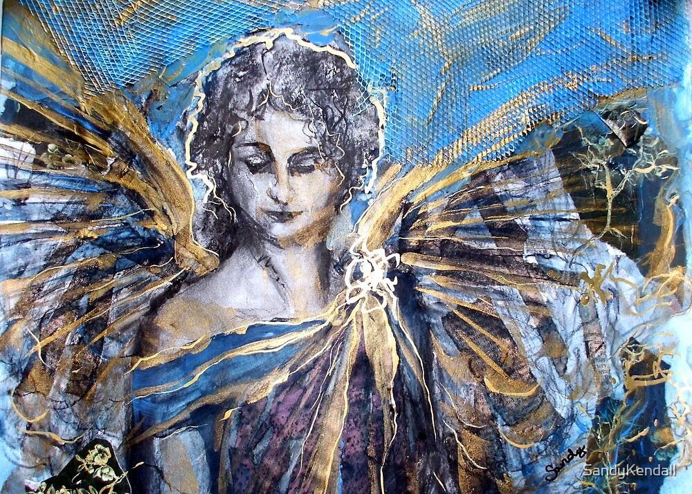 Blue Angel by SandyKendall