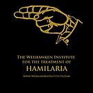 Weehawken Institute in Gold by Hamilaria