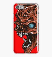 etheral skull iPhone Case/Skin