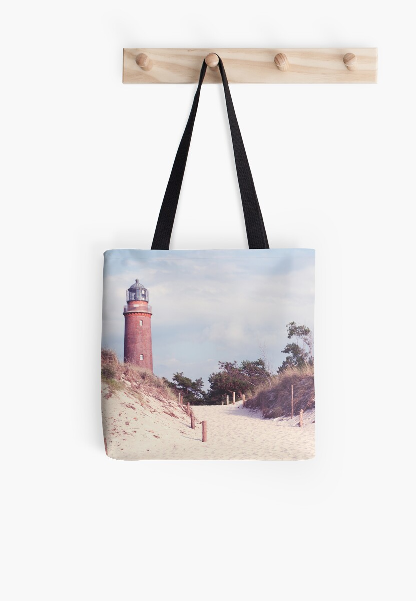Lighthouse Tote Bag by ethanfox27